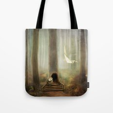 The Messenger Tote Bag