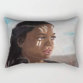 valkyrie Rectangular Pillow