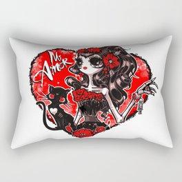 Mi Amor Rectangular Pillow