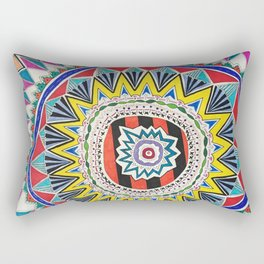 Organized Chaos - 2 Rectangular Pillow
