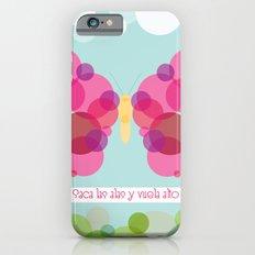 Vuela alto! Slim Case iPhone 6s