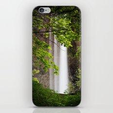 Latourell Falls iPhone & iPod Skin