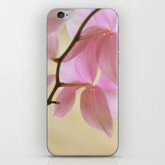 Orchid Cascade iPhone & iPod Skin