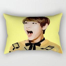 Comic Tae Rectangular Pillow
