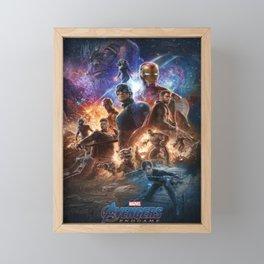 Avenger: Endgame - Final Battle Framed Mini Art Print