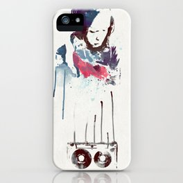 Love Is a Mix tape iPhone Case