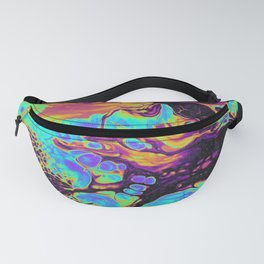 BULLET WITH BUTTERFLY WINGS Fanny Pack