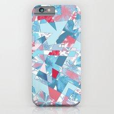 Shattered Floral Slim Case iPhone 6s