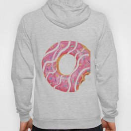 Pink Donut Hoody