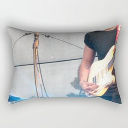 Albert Hammond Jr. - The Strokes Rectangular Pillow