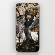 Cemetery Infrared iPhone & iPod Skin