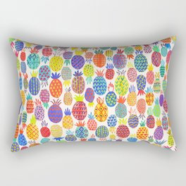 Piñas Rectangular Pillow