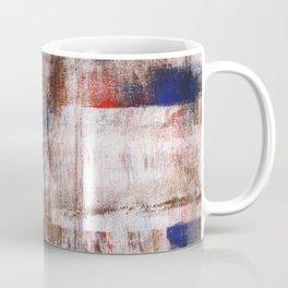 Multicolored abstract painting Coffee Mug