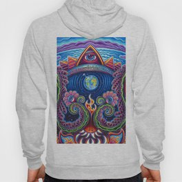 Peace Be With You Hoody