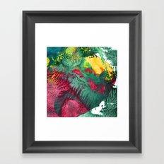 untitled /, Framed Art Print