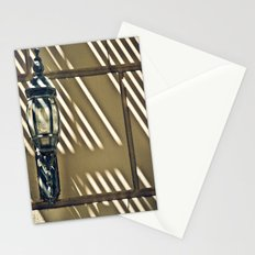 Lamp & Lines Stationery Cards