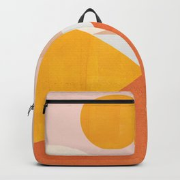 Abstraction_Mountains Backpack