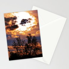 Evening Sky Stationery Cards