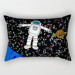 Galactic Ecstasy Rectangular Pillow