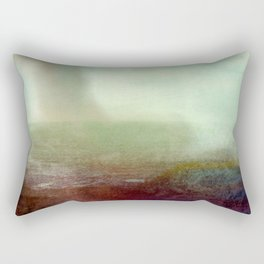 The Calm Before the Storm Rectangular Pillow