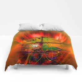 Sailing romance Comforters