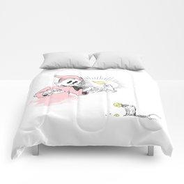 Dopey in the Dark Comforters