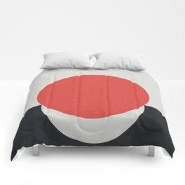 No Way Back / Red & Black Comforters