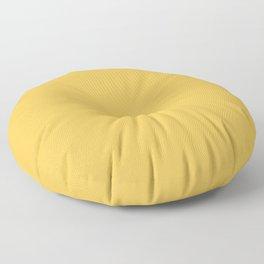 Mustard Yellow Solid Floor Pillow