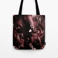 MUST BE THE MUSIC Tote Bag