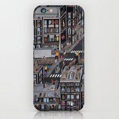 Parisian Neighbourhood iPhone 6s Slim Case