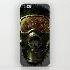 Spores iPhone & iPod Skin
