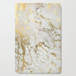 Gold marble Cutting Board