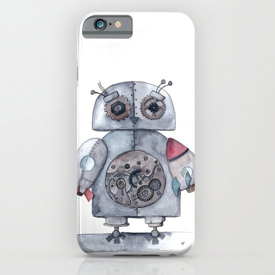 Steampunk Owl iPhone & iPod Case