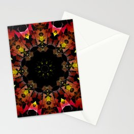 Photon Resonance Stationery Cards