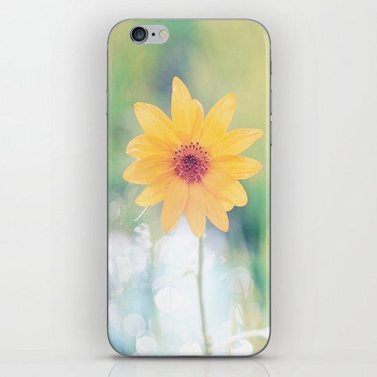 Little Flower iPhone & iPod Skin