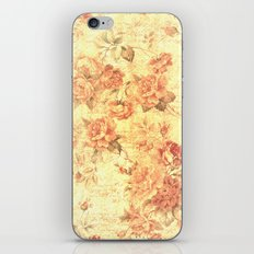 TEXTURE OF FLOWER V iPhone & iPod Skin