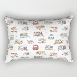 Campers Rectangular Pillow