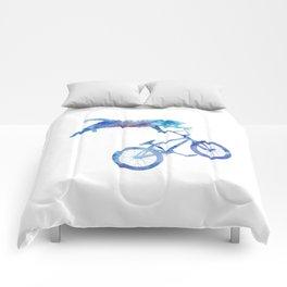 BMX Cat Comforters