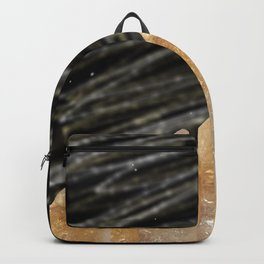 Mountains of citrine Backpack