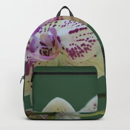 Exotic purple Orchids Backpack