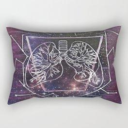 Lungs Rectangular Pillow