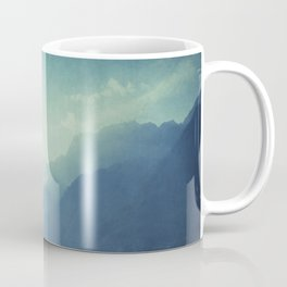 mountain blues Coffee Mug