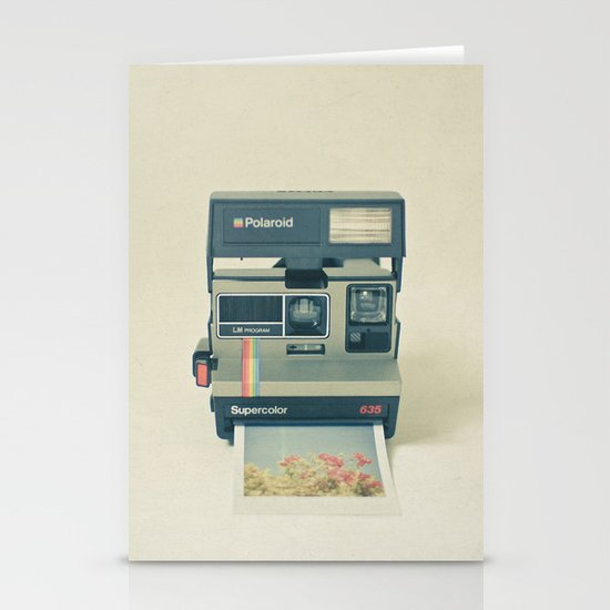 Instant Dreams Stationery Cards