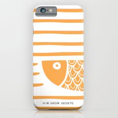 PIXE 2 (light orange) iPhone 6s Slim Case