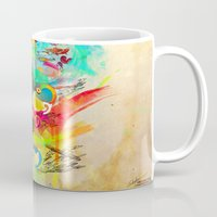 archan nair Mugs featuring Southern Love by Archan Nair