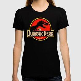Jurassic Perk Cafe T-shirt