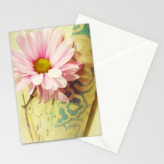 Vintage Daisy Stationery Cards