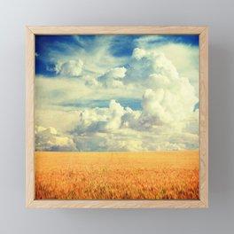 Down to Earth Framed Mini Art Print