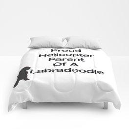 Proud Parent Of A Labradoodle Comforters