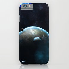 Blue Space Slim Case iPhone 6s